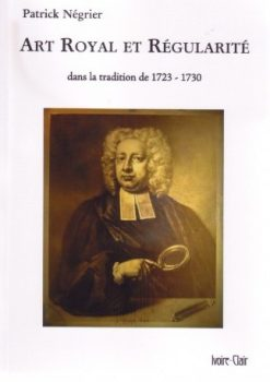 Royal Art and regularity in the tradition of 1723 1730