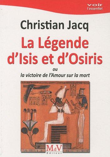 Christian Jacq Mitul lui Isis și mitul lui Osiris