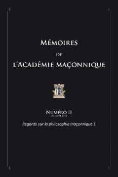 Jean Bernard Levy Memoirs of the Masonic Academy No 2