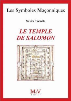 Xavier Tacchella Le temple de Salomon