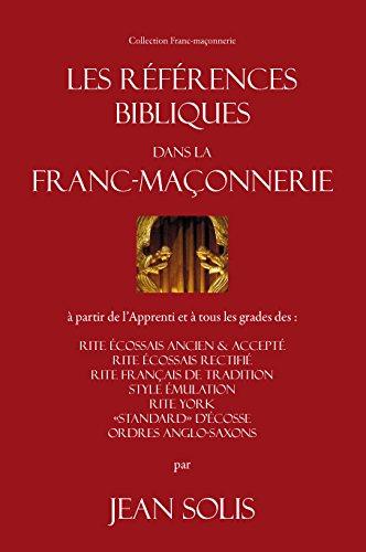 Les Références bibliques dans la franc-maçonnerie