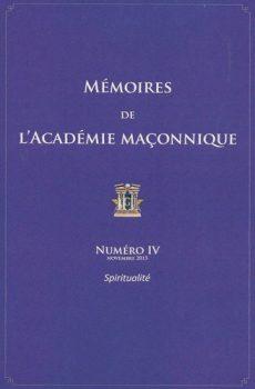 ACADÉMIE MAÇONNIQUE numero 4
