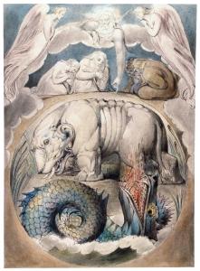 Behemoth and Leviathan Butts set