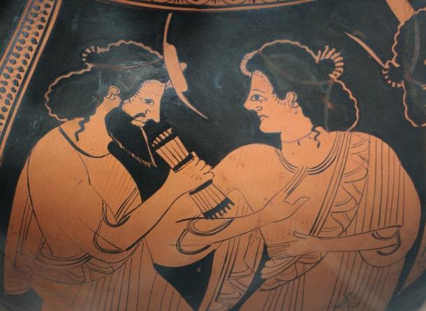 Hermes Maia Staatliche Antikensammlungen