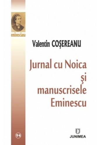 Valentin Cosereanu Jurnal cu Noica