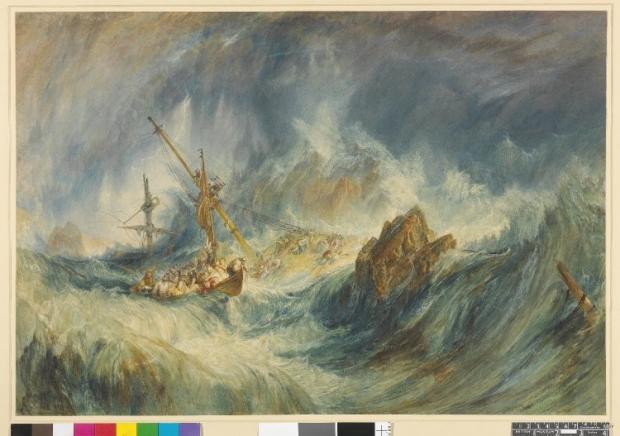turner storm shipwreck